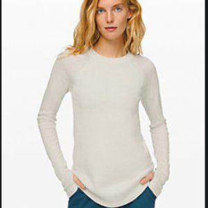 Sit In Lotus Sweater